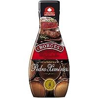 Borges - Crema a Base de Vino Pedro Ximénez  y Otros Ingredientes - Botella de 250 Mililitros.