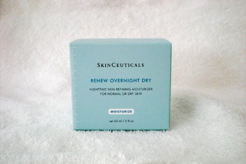 Skin Ceuticals Skin ceuticals renew overnight dry (for normal or dry skin), 2oz, 2 Ounce