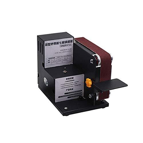 KAIBINY Hoja de Sierra de Micro Cinturón Sander - Micro Mini eléctrico...