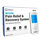 TENS Unit + EMS Muscle Stimulator by iReliev: Comes...