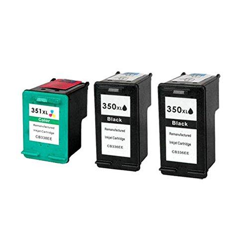 Cartucho de tinta compatible con 3 ECS para impresora HP Deskjet D4200, D4245, D4260, D4263, D4268, D4360, OfficeJet J5700, J5730, J5780, J5785, J5790, J6400 J641. 0 J6413 J6415 J6450 J6480 Photosmart C4200 C4205 C4210 C4240 C4250 C4270 C4272 C4273 C4275 C4280 C4283 4285 C4293 C4294 C4340 C4342 C4343 C4344 C4345 C4348 C4380 C4383 C4390 C4440 C4450 C4472 C4473 C44800000 C4488 3 C4485 C4580 C4585 C4599 C5240 C5250 C5270 C5273 C5275 C5280 C5283 C5288 C5290 C5293 D5360 63 D5. 368