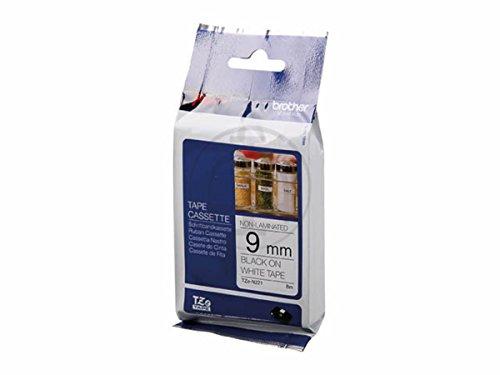 Brother P-Touch 2730 VP (TZE-N221) - original - P-Touch schwarz auf weiß - 9mm x 8m