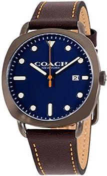 Coach Tatum Quartz Movement Blue Dial Men's Watch