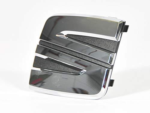 Seat 5F0853679A2ZZ Original Seat Leon III (5F) Zeichen vorn Kühlergrill Logo Emblem chrom