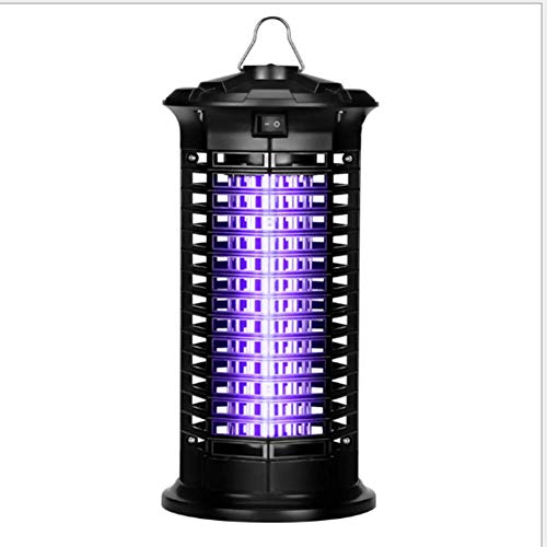 DULIMEI LED Moskito-Mörder-Lampe, Mit UV-Licht, Innenwanze, Insektenfalle Mit Haken Elektrischer Moskito-Mörderkind- Und Haustier-Safe, Ungiftig Verwendbar Für Haus, Innen, Küche