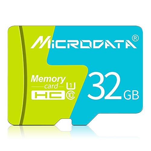 Tarjeta Micro SD De 128GB, Tarjeta De Memoria Microsd Transferencia De Alta Velocidad A1 C10 U3 Tarjeta Microsdxc TF para Teléfono/Galaxy/Drone/Dash CAM/GOPRO/Tablet/PC
