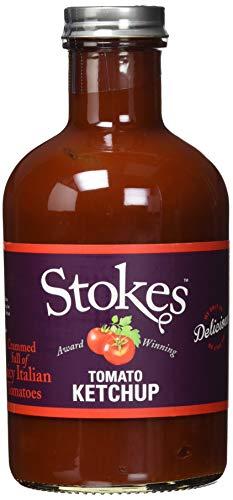 Stokes Real Tomato Ketchup, glutenfrei, 490 ml