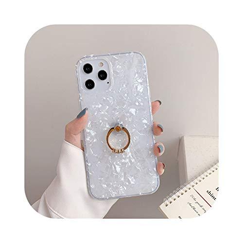 Funda de teléfono para iPhone 11 12 11Pro Max XR XS Max X 7 8 Plus SE 2 12Pro 12Max Kickstand Glitter Back Cover-T3-para iPhone 7Plus