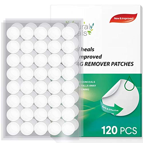 Skin Tag Remover Patches, New and Improved Formula Skin Tag Removal Patches, Safe and Effective (120 Pcs)