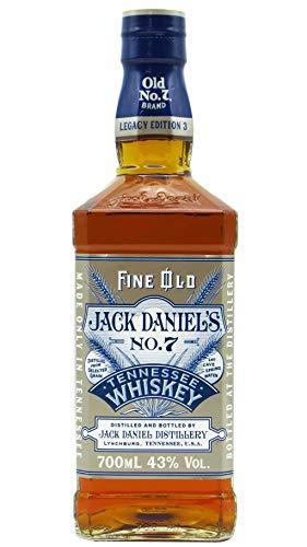 Jack Daniel's Legacy Edition No 3 - Tennessee Whiskey (1 x 0.7l), 43% Vol.