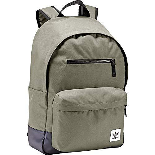 adidas Premium Essentials Modern Backpack - Raw Khaki, One Size