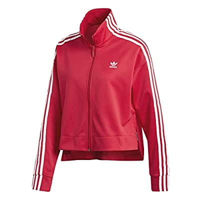 adidas Originals Women's Track Top Jacket, Energy Pink, X-Small