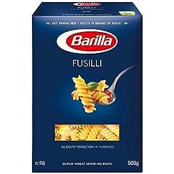 Barilla Pasta Fusilli, 500g