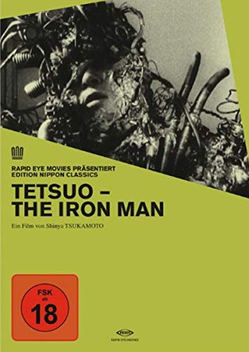 Tetsuo 1 - The Iron Man - Edition Nippon Classics