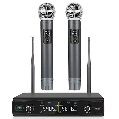 Phenyx Wireless microphone system