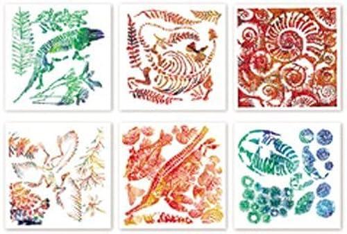 costo real Rubbing Plates Fossils by Roylco Roylco Roylco Educational Products  Hay más marcas de productos de alta calidad.