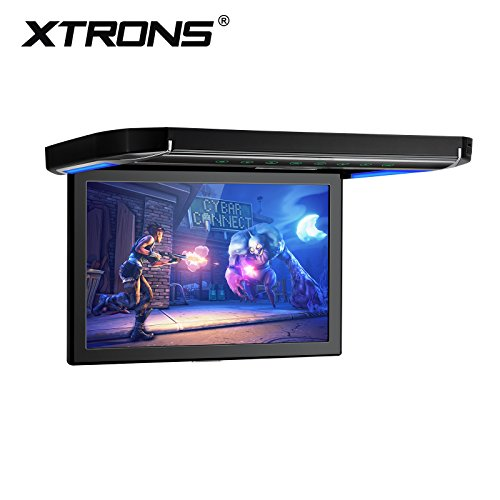 XTRONS 12.1 Inch 1080P Video Car Overhead Player Roof Mounted Monitor HDMI Port