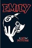 Emily The Strange - 8 Ball - Poster Gothic - Grös