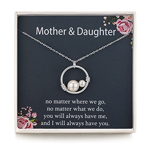 RareLove Mother Daughter Necklace,M…