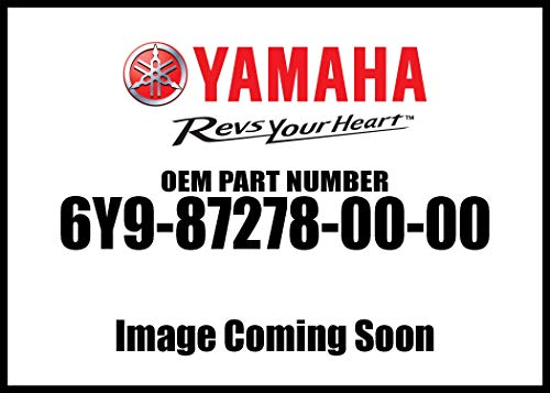 "Yamaha 6Y9-87278-00-00 Cover, Meter (7-1/8"" Long X 4"" Wide X 1/2"" Deep); 6Y9872780000 Made by Yamaha"