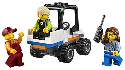Buggy Plage Gardes-Côtes Ensemble LEGO City - 60163 - 76 pièces - 4