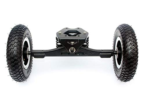 L-faster 4 Wheels Off Road Skateboard 11 Inch Truck with 8