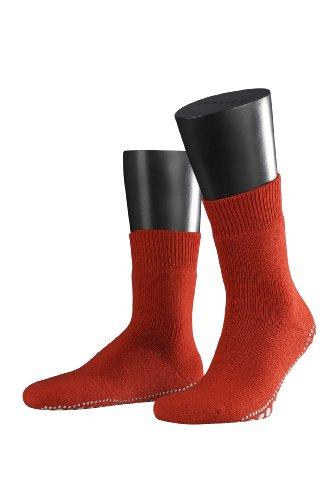 FALKE Homepads Kurzstrumpf 16500 Unisex - Erwachsene Str?mpfe & Strumpfhosen/Str?mpfe & Socken/Socken, Gr. 35/38 Rot (fire 8150)