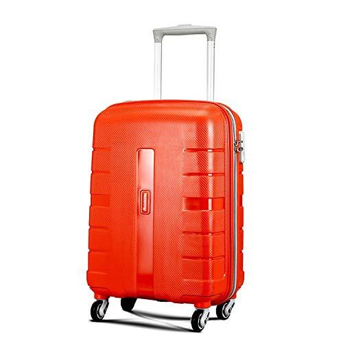 Carlton Voyager Spinner Case Handbagage koffer 55cm Red