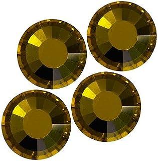 バイナル DIAMOND RHINESTONE オリビン SS6 1440粒 ST-SS6-OLI-10G