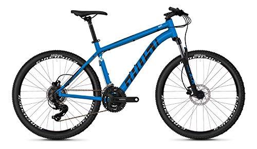 Ghost Kato 1.6 AL U 26R Mountain Bike 2020 (L/50cm, Vibrant Blue/Night Black/Star White)
