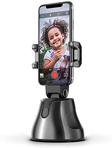 Automatic Smart Shooting Selfie Stick 360 Object Tracking Bracket Integrated Rotating Face Tracking product image