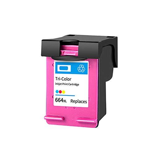 Cartuchos de tinta remanufacturados de repuesto adecuados para impresora HP 1115 1118 2135 2138 1* color