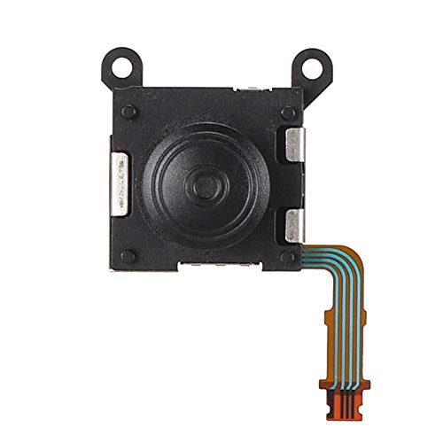 Bewinner 3D-Ersatz-Joystick-Analog-Thumb-Stick-Analog-Joystick-Steuerknüppel Ersatzteile für Sony Playstation PS VITA 2000 Ersatz-Links- und Rechts-Analogcontroller