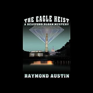 The Eagle Heist audiobook cover art