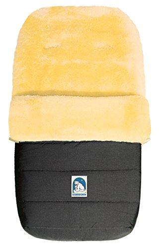 Eisbärchen 968 GR - Saco para los pies (piel de cordero), c