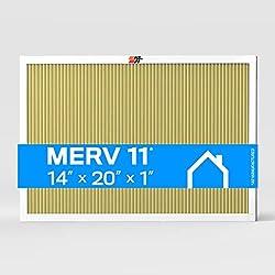 Image of K&N 14x20x1 HVAC Air...: Bestviewsreviews
