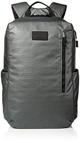 Quiksilver Men's PACSAFE X QS Backpack, Charcoal Gray, 1SZ