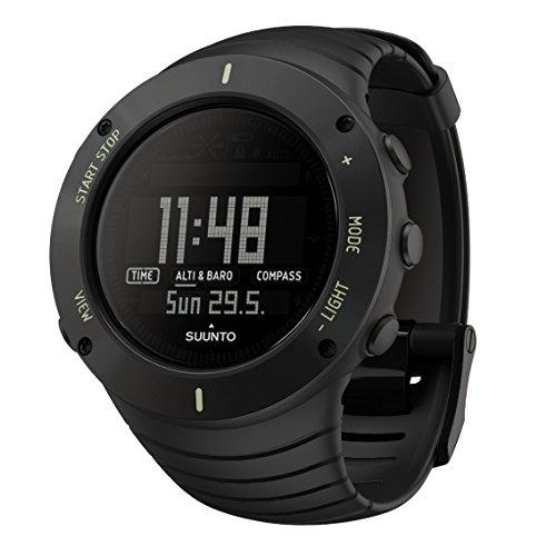 スント(SUUNTO) 腕時計 コア アルティメットブラック 3気圧防水 方位/高度/気圧/水深 [日本正規品 メーカー...