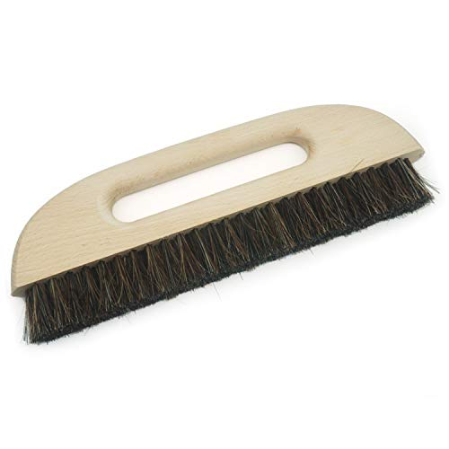CARTINTS 10inches Wallpaper Smoothing Brush Wallpaper Hanging Tool with Wood Handle