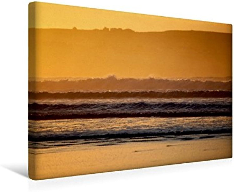 Calvendo Premium Textil-Leinwand 45 cm x 30 cm Quer, Dunnet Beach, Caithness, Schottland   Wandbild, Bild auf Keilrahmen, Fertigbild auf Echter Leinwand, Leinwanddruck Natur Natur B01KTD8J8M Einfach zu spielen, freies Leben  | Ich kann es nicht ablegen