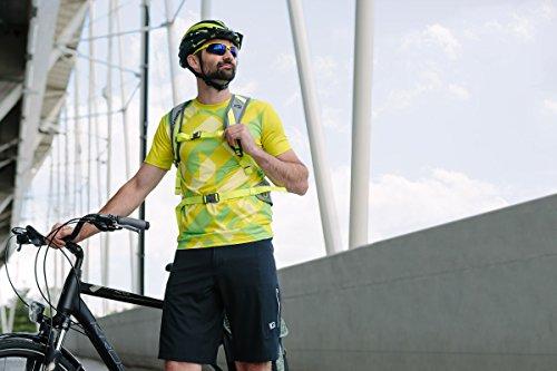 Intelligence Quality Herren Maitre Cycling Shorts, Black, M - 6