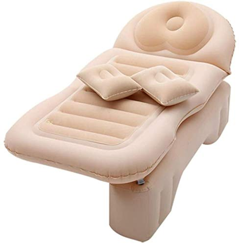 Cama de viaje Viajes Bed asiento trasero de la cama de aire...