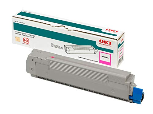 Oki Waste Toner Tank Pages 30.000, 42869403 (Pages 30.000)
