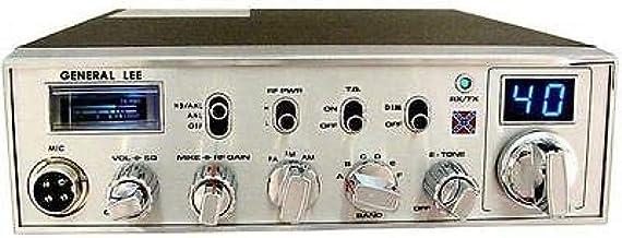 General Lee 10 Meter Radio Pro Tuned - Aligned - Upgraded Schottky Receiver