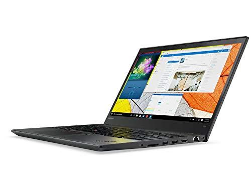 Lenovo ThinkPad T570 15,6 pollici Touch Display 1920x1080 Full HD Intel Core i7 256 GB SSD HDD 16 GB Memoria Windows 10 Pro MAR Webcam Notebook Laptop (certificato e ricondizionato)