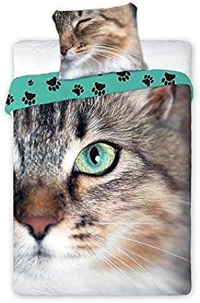 Amazon.es: sabanas de gatos - Edredones y fundas para ...