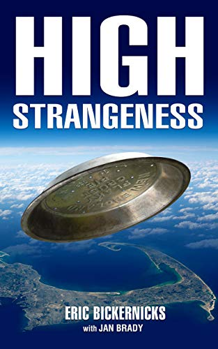 High Strangeness by Eric Bickernicks front cover