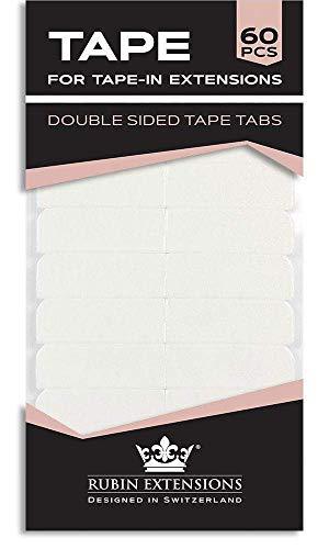 Tape Extensions Klebeband Extra Stark 4 cm Βreit, 0.8 cm Ηoch | Perücken Kleber für Tape in Extensions von Rubin Extensions
