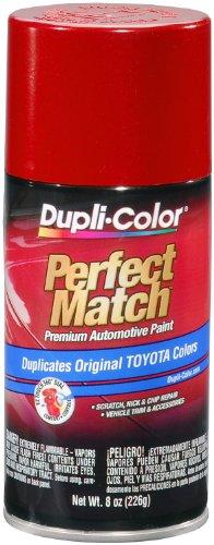 Dupli-Color - EBTY16187-6pk BTY1618 Metallic Barcelona Red Auto Spray...
