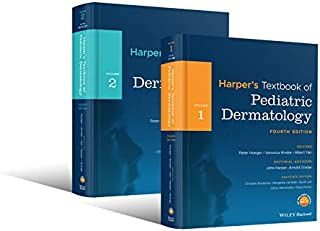 Harper′s Textbook of Pediatric Dermatology: 2 Volume Set